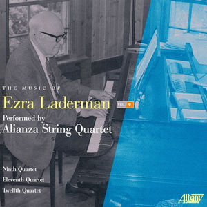 Music of Ezra Laderman 9