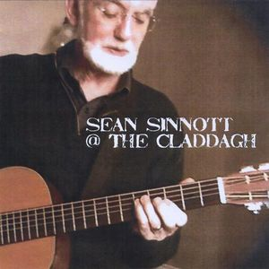 Sean Sinnott at the Claddagh