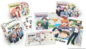 Monthly Girls Nozaki-Kun (Premium Box Set)