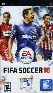 Fifa Soccer 10 /  Game