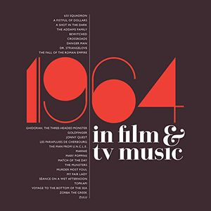 1964 in Film & TV Music (Original Soundtrack) [Import]