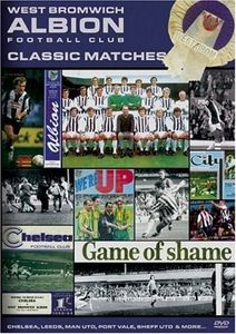West Bromwich Albion Classic Matches [Import]