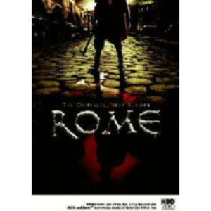 Rome: The Complete First Season