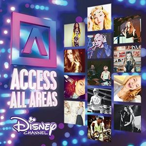Access All Areas: Disney Channel /  Various [Import]