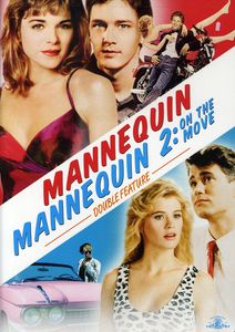 Mannequin/ Mannequin 2: On The Move [Double Feature] [2 Discs] [Sensormatic]