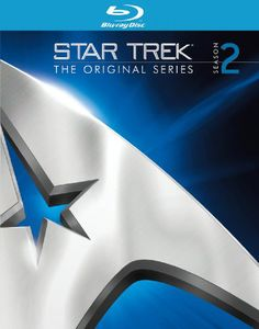 Star Trek: The Original Series - Season 2 [Full Frame] [7 Discs] [O-Sleeve]