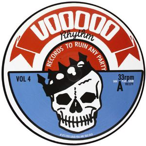 Voodoo Rhythm Compilation Vol 4 /  Various