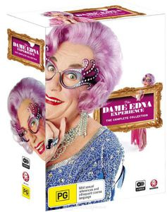 Dame Edna Experience-The Complete Collection