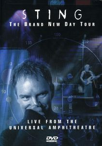Brand New Day Tour - Live at Universal Amphitheat [Import]