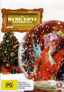 Dame Edna Experience-The Christmas Specials