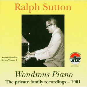 Wondrous Piano: The Private Family Recordings 1961