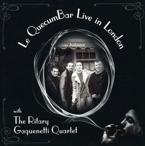 Le Quecumbar Live in London