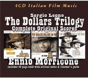 Complete Dollars Trilogy (Original Soundtrack) [Import]
