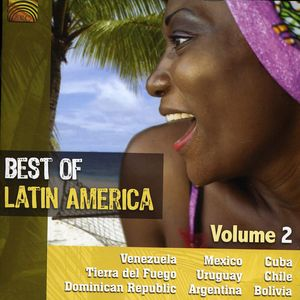 Best of Latin America 2 /  Various