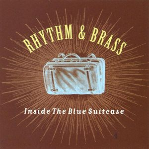 Inside the Blue Suitcase