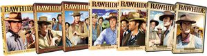 Rawhide: Four Season Pack [Full Frame] [31 Discs]