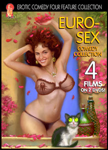 Euro Sex Comedy Collection: Four Movie