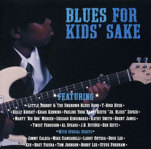 Blues for Kids' Sake /  Various