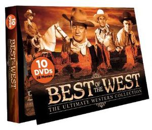 Best of the West: The Ultimate Western Collection