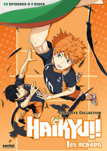 Haikyu: Season 1