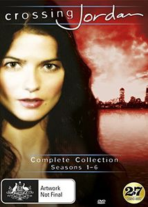 Crossing Jordan: Complete Collection Seasons 1-6