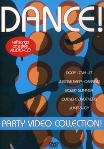 Dance Party Video Collection /  Various