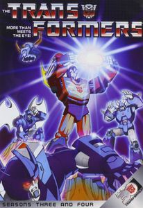 Transformers: Season Three and Four