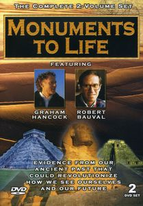 Monuments To Life With Graham Hancock and Robert Bauval [2 Pack] [Documentary]