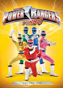Power Rangers Turbo 1