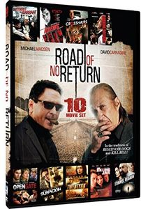 Road of No Return: 10 Films - Crosshairs , Without Warrant, Krews