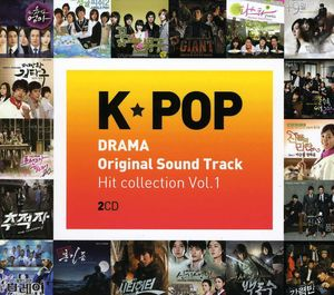 K-Pop Drama Ost Hit Collection 1 /  Various [Import]
