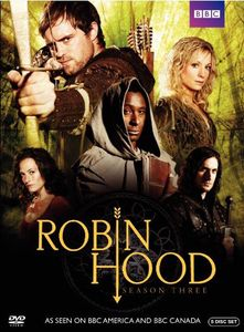 Robin Hood: Season Three [Widescreen] [Gift Set] [5 Discs] [Digipak] [O-Sleeve]