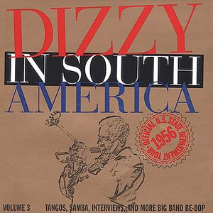 Dizzy in South America 3