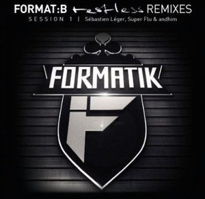Format: B - Restless - Remixes Session 1