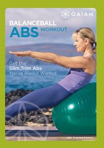 Balanceball Abs Workout