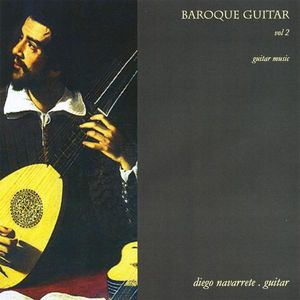 Baroque Guitar Vol. 2