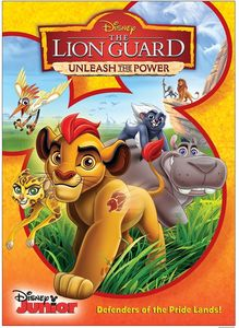Lion Guard: Unleash The Power