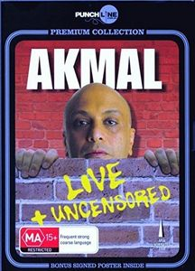Akmal Live & Uncensored