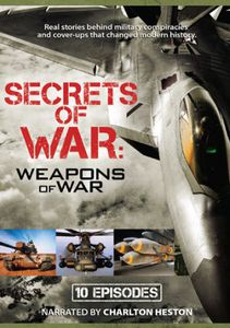 Secrets of War: Weapons of War - 10 Episodes