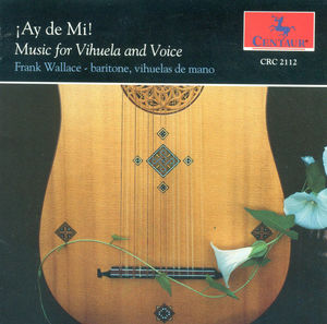 Music for Vihuela & Voice