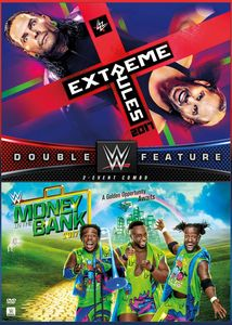 WWE: Extreme Rules/ Money In The Bank 2017