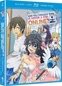 And you thought there is never a girl online? - The Complete Series