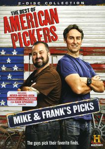 The Best of American Pickers: Mike & Frank's Picks