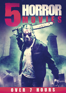 5-Movie Horror Pack, Vol. 6