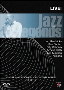 Jazz Legends Live, Vol. 12