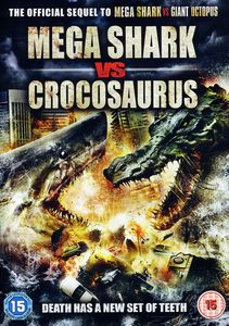 Mega Shark Vs Crocosaurus [Import]