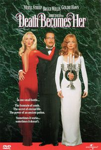 Death Becomes Her /  Keep Case