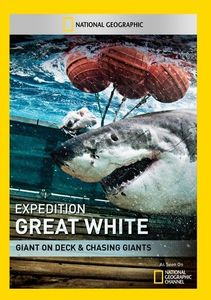 Expedition Great White: Giant on Deck & Chasing