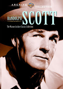 Randolph Scott: The Warner Archive Classics