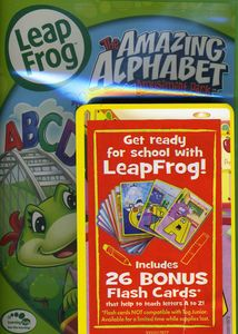 Leap Frog: Amazing Alphabet Park [With Flash Cards]